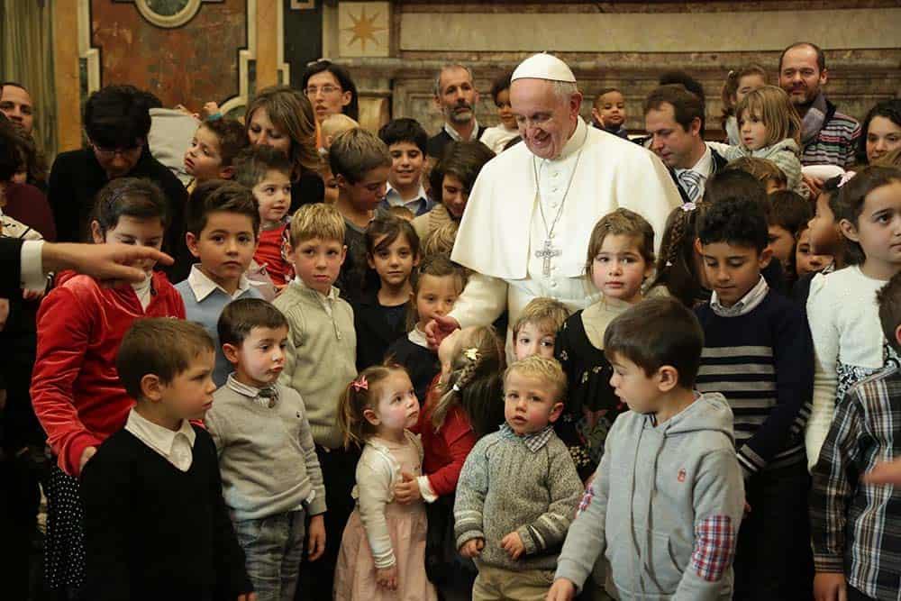 BUON COMPLEANNO papa Francesco!