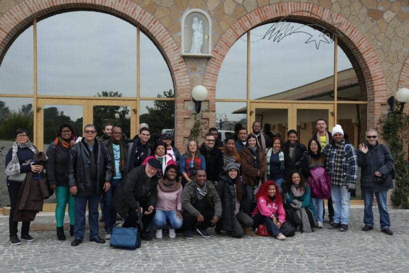 La Casa Do Menor a Nomadelfia di Roma