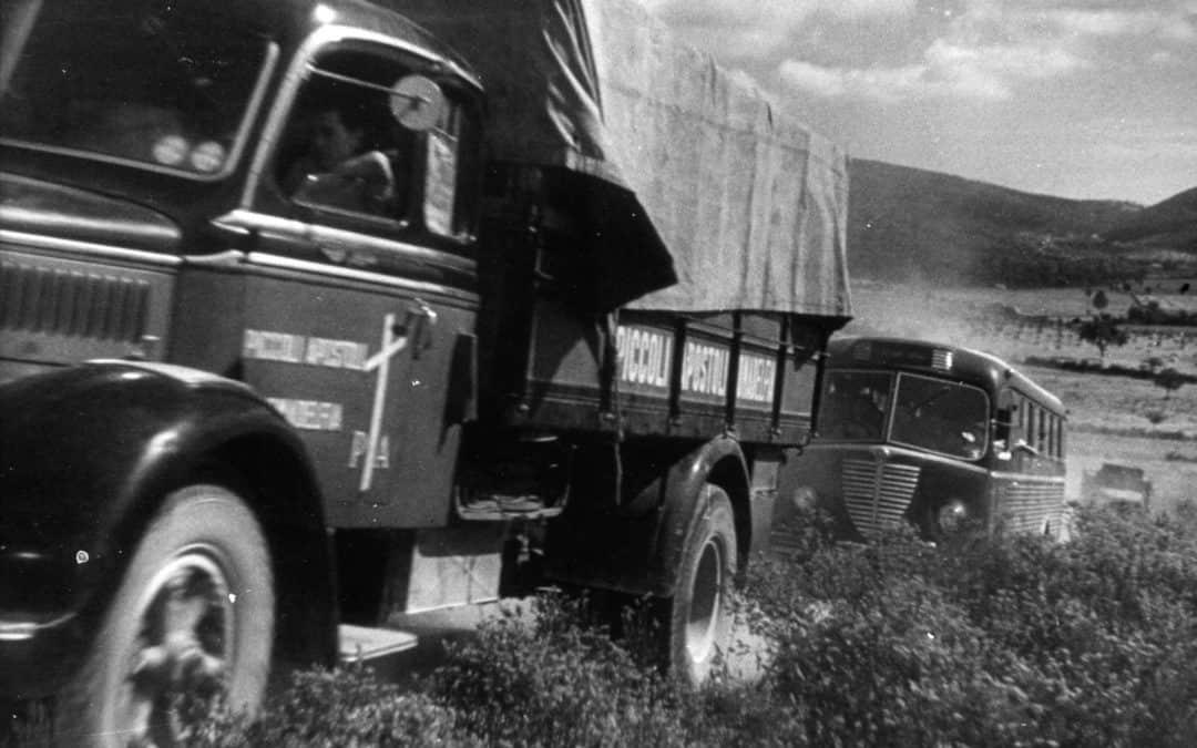 Primavera 1949. In Maremma sboccia un fiore: Nomadelfia
