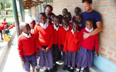 Nomadelfia in Tanzania!